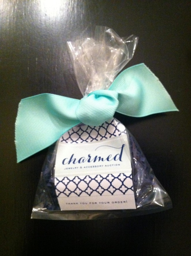 charmed parcel