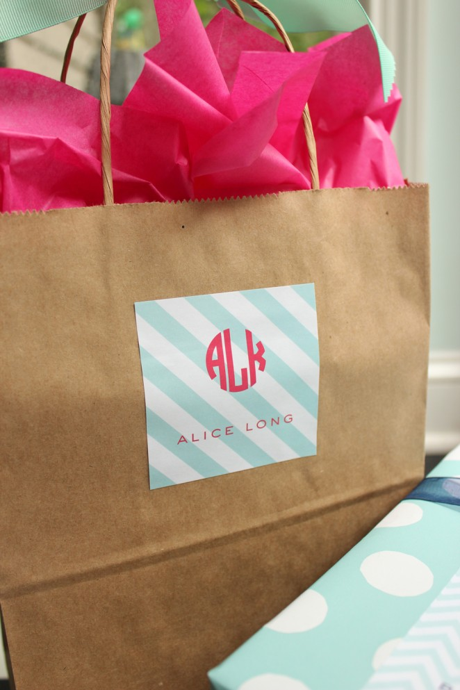 monogram stripes 1
