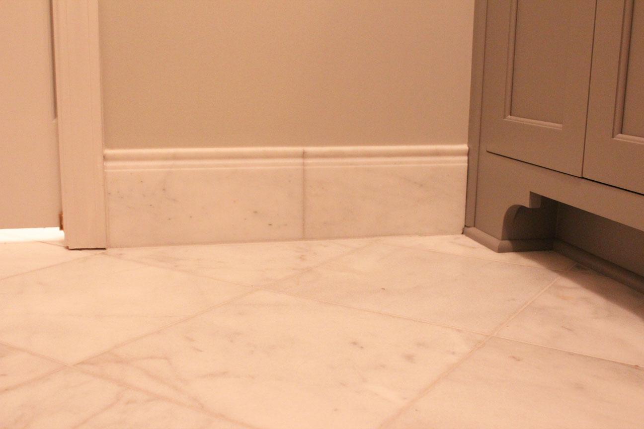 Bathroom Tile Floor Molding - Thedancingparent.com