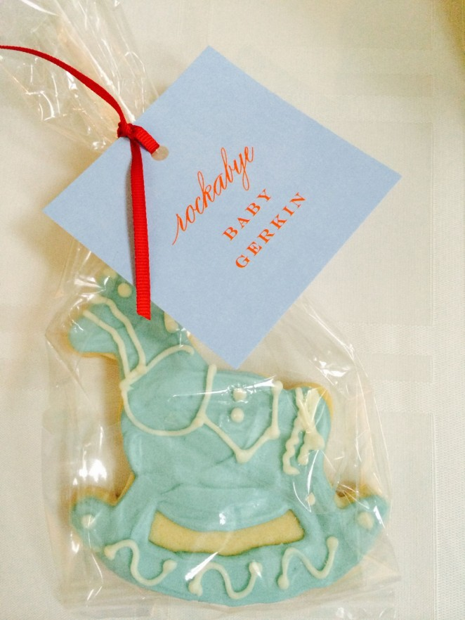 rocking horse favors