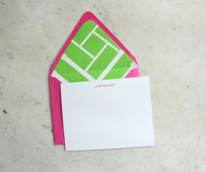 august 2015 hot pink and green