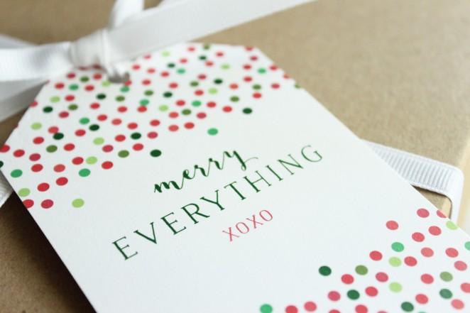 christmas confetti 2