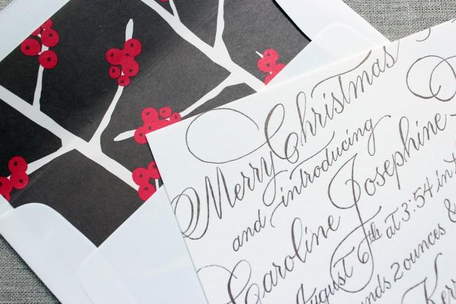 3_slanted calligraphy