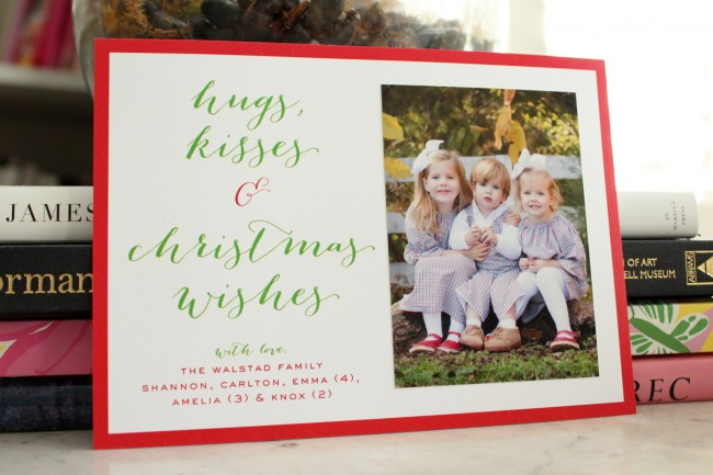 hugs, kisses and christmas wishes 4