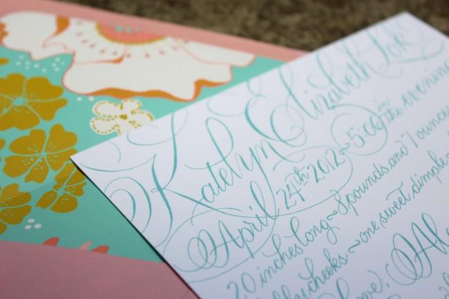 slanted calligraphy 6