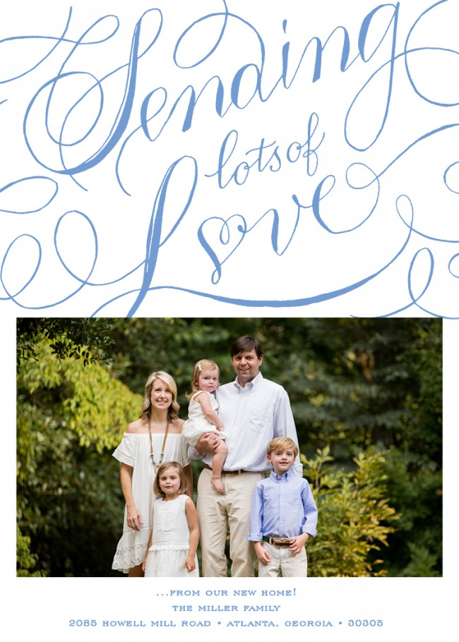 NEW 2017 holiday cards