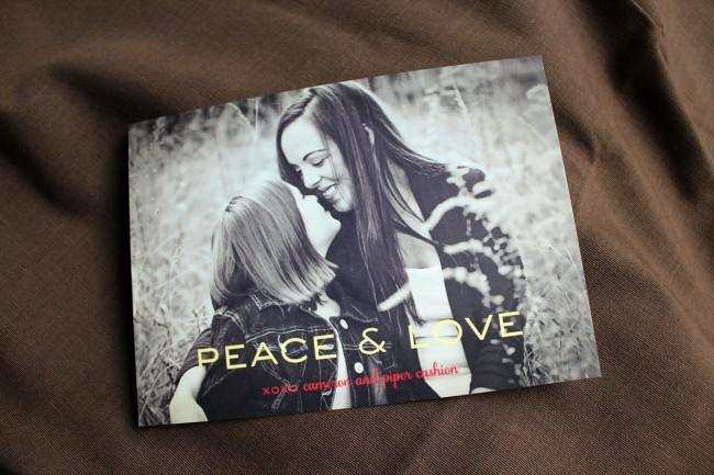 1_photo card peace and love