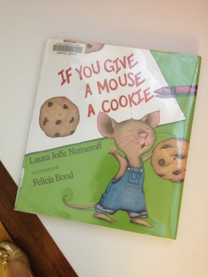 if you give a mouse