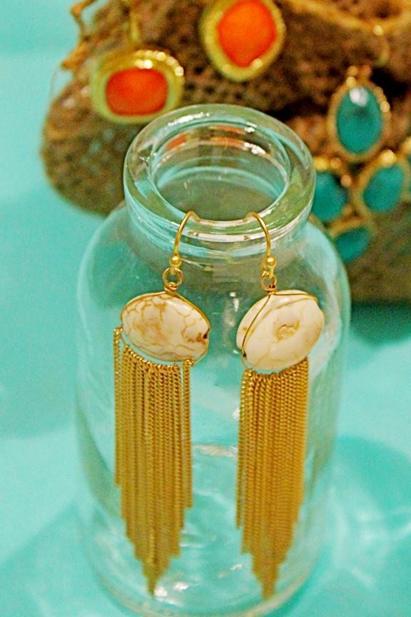 earrings - CHARMED