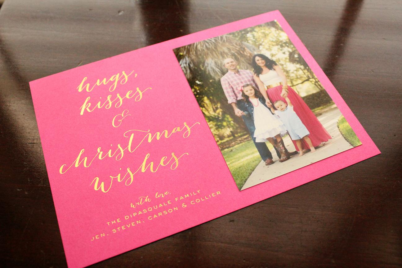 hugs, kisses and christmas wishes 1
