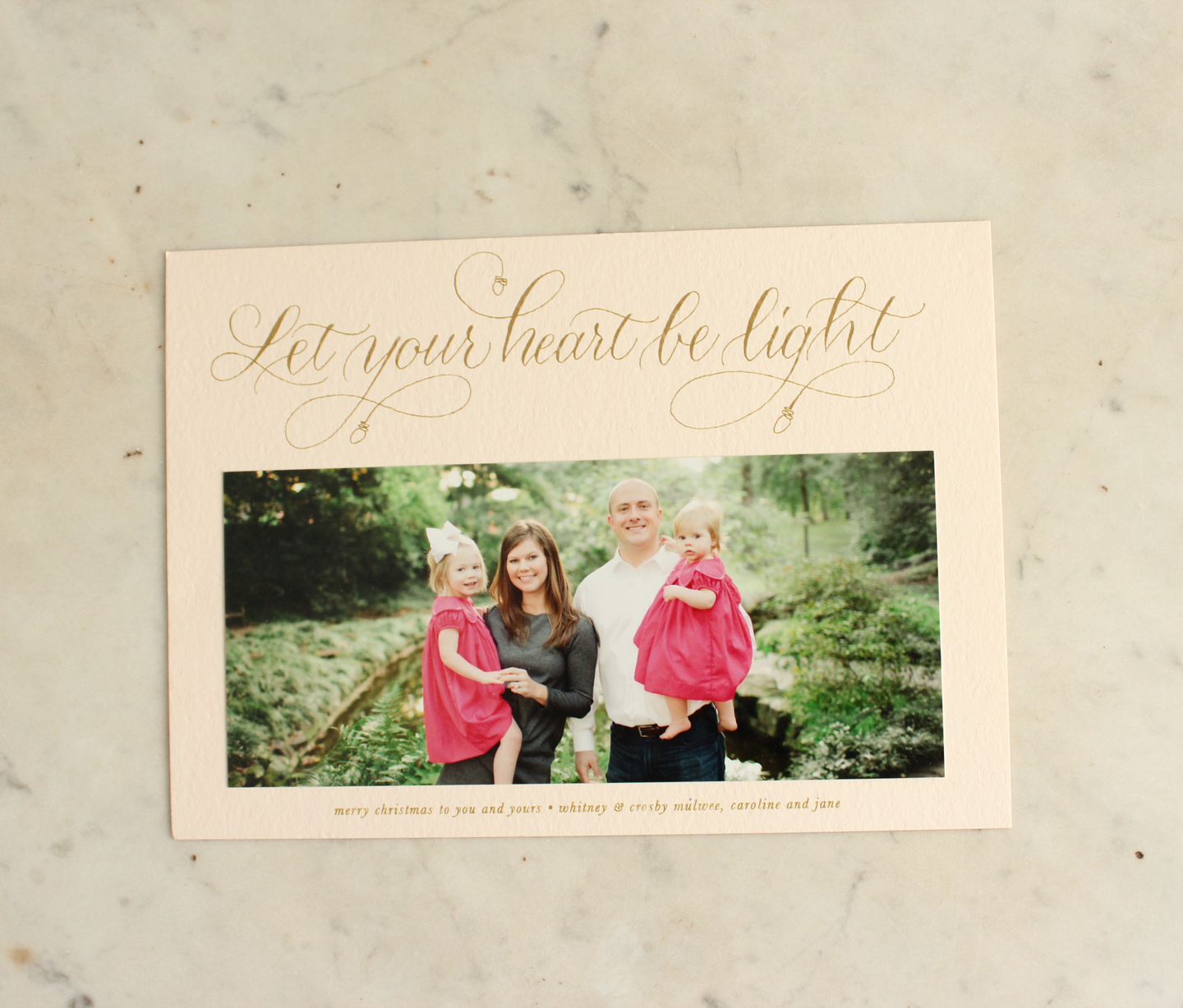 let your heart be light 1