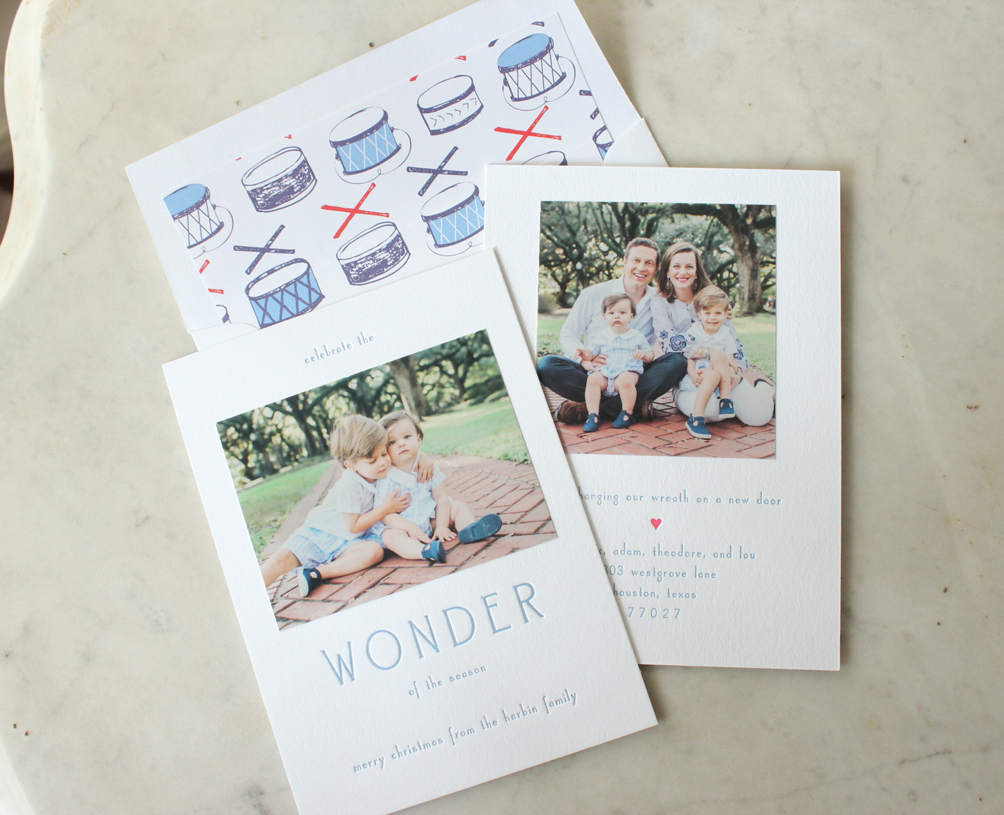 wonder blue and red cover