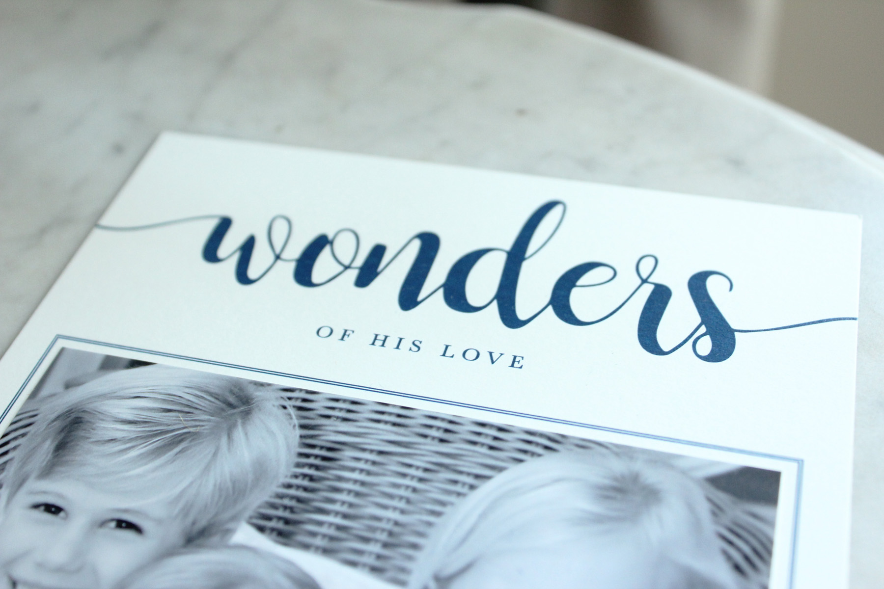 wonders of his love 2